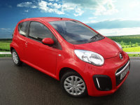 Citroen C1 VTR 1.0 3Dr - Free Road Tax - Air Conditioning - Electric Windows - Central Locking - up to 74.3mpg