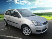 Ford Fiesta STYLE 1.25 16v 3dr, Electric Windows, Power Assisted Steering, Electronic Brake Distribution, Remote Central Locking, Body Coloured door handles and Mirrors, CD/Radio.