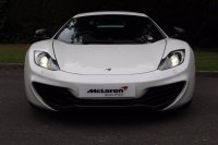 McLaren MP4-12C V8 Coupe with High Specification