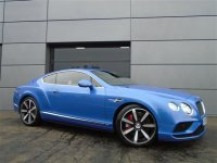 Bentley Continental GT 4.0 V8 S Mulliner Driving Spec 2Dr